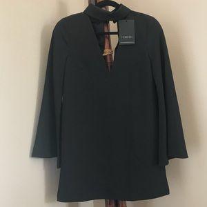 Mossman black dress